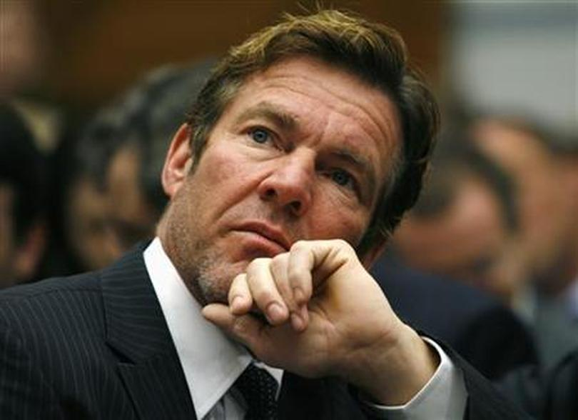 """Dennis Quaid to Star in Faith-Based Film """"On a Wing and a Prayer"""" Produced by Roma Downey and Mark Burnett"""