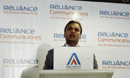 India's Reliance communication Chairman Anil Ambani speaks during a news conference in Mumbai April 30, 2007. REUTERS/Punit Paranjpe/files