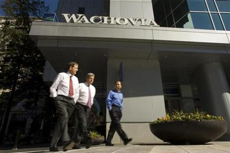 Wells Fargo Completes Wachovia Purchase Reuters