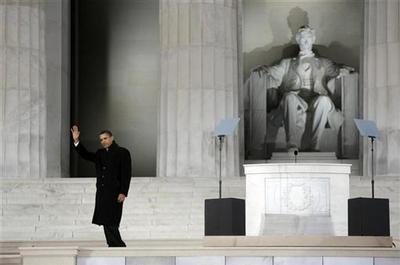 Obama's rise