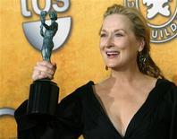 "<p>Meryl Streep, protgonista de ""dúvida"" REUTERS/Danny Moloshok (UNITED STATES)</p>"