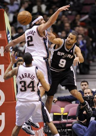 Spurs cruise to 13th consecutive win over Nets | Reuters com