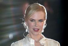 <p>L'attrice australiana Nicole Kidman. REUTERS/Andrew Parsons (BRITAIN)</p>