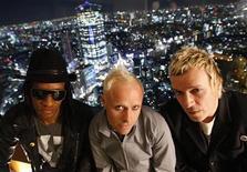 "<p>Il gruppo britannico ""The Prodigy"". REUTERS/Toru Hanai (JAPAN)</p>"