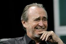 <p>Director Wes Craven smiles during a panel discussion for the documentary 'Going to Pieces: The Rise and Fall of the Slasher Film' at the 'Television Critics Association' summer 2006 media tour in Pasadena, California in this file photo from July 10, 2006. REUTERS/Mario Anzuoni</p>