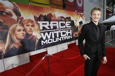 """<p>A aventura da Disney """"Race to Witch Mountain"""" superou """"Watchmen"""" e conquistou a primeira posição do ranking de bilheteria norte-americana neste fim de semana, com 25 milhões de dólares. REUTERS/Mario Anzuoni (ESTADOS UNIDOS)</p>"""