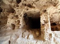 <p>Suposta tumba de Cleópatra no Egito. 19/04/2009. REUTERS/Goran Tomasevic</p>