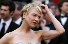 <p>Atriz René Zellweger na festa do Oscar em Hollywood. 24/02/2008. REUTERS/Lucas Jackson</p>