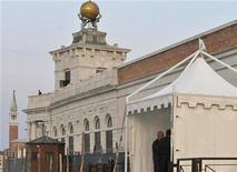 <p>Venezia: sistema tecnologico di Renzo Piano per mostra Vedova. REUTERS/Michele Crosera</p>