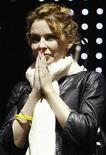 <p>Pop star australiana Kylie Minogue em Melbourne. 14/03/2009. REUTERS/Mick Tsikas</p>