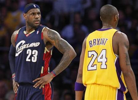 LeBron Surpasses Kobe As The Top Player Jerry West
