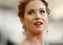 """<p>Christina Applegate from """"Samantha Who?"""" arrives at the 15th annual Screen Actors Guild Awards in Los Angeles, California in this January 25, 2009 file photo. REUTERS/Mario Anzuoni/Fles</p>"""