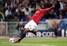 <p>Foto de arquivo do zagueiro da seleção brasileira Juan do Roma. 11/03/2009. REUTERS/Giampiero Sposito</p>