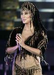 <p>Foto de arquivo da cantora e atriz norte-americana Cher. 30/04/2005. REUTERS/STR New</p>
