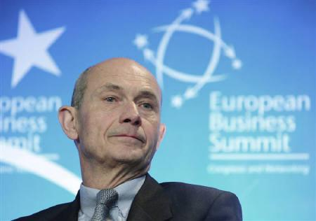 Pascal Lamy, Director-General of the World Trade Organization (WTO), attends the European Business Summit in Brussels March 26, 2009. REUTERS/Eric Vidal/Files