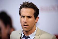 """<p>Ator Ryan Reynolds na estreia do filme """"A Proposta"""" em Los Angeles. 02/06/2009. REUTERS/Phil McCarten</p>"""