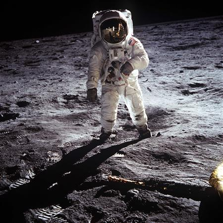 Moon landing tapes got erased, NASA admits