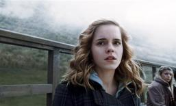 "<p>Actress Emma Watson portrays the character Hermione Granger in Warner Bros. Pictures' fantasy adventure film ""Harry Potter and the Half-Blood Prince"" in this undated publicity photograph. REUTERS/© 2009 Warner Bros. Ent. Harry Potter Publishing Rights © J.K.R./Handout</p>"