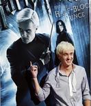 """<p>El actor Tom Felton en el estreno del fimle """"Harry Potter y el Misterio del Príncipe"""", en Nueva York, 9 jul 2009. """"Harry Potter y el Misterio del Príncipe"""", la sexta entrega de las ocho películas de la exitosa franquicia sobre el niño mago, recaudó 19,8 millones de libras (32,46 millones de dólares) en las boleterías británicas durante sus primeros cinco días, registrando un nuevo récord. REUTERS/Lucas Jackson</p>"""