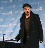 """<p>O ator e diretor Robert Redford, muito interessado em temas políticos, vai dirigir o drama de época """"The Conspirator"""", a história de Mary Surratt, que foi condenada e executada como conspiradora do assassinato de Abraham Lincoln por John Wilkes Booth. REUTERS/Danny Moloshok</p>"""