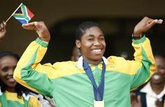 <p>L'atleta sudafricana Caster Semenya. REUTERS/Siphiwe Sibeko (SOUTH AFRICA SPORT ATHLETICS)</p>