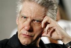 "<p>O diretor David Cronenberg pode filmar remake de ""A Mosca"" REUTERS/Jean-Paul Pelissier (FRANCE)</p>"