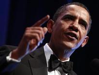 <p>Il presidente Usa Barack Obama. REUTERS/Yuri Gripas</p>