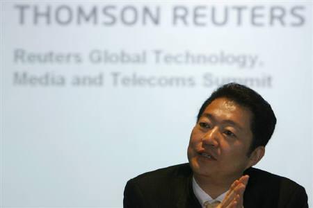 9月28日、スクウェア・エニックス・ホールディングスの和田洋一社長、ロイターのインタビューで、中国市場への本格進出を目指し、現地オンラインゲーム会社の数社と業務提携に向けて協議をしていることを明らかにした(2009年 ロイター/Kiyoshi Ota)