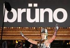 "<p>Actor Sacha Baron Cohen arrives for the Australian premiere of his new film ""Bruno"" in Sydney, June 29, 2009. REUTERS/Daniel Munoz</p>"