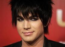 <p>Singer Adam Lambert poses at the US Weekly Fall Hot Hollywood Issue party in West Hollywood, California, November 18, 2009. REUTERS/Fred Prouser</p>