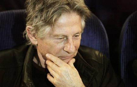 Polish-born film director Roman Polanski  awaits a public talk in Potsdam February 19, 2009. REUTERS/Hannibal Hanschke/Files