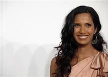 <p>Television personality Padma Lakshmi arrives at the 2009 CFDA Fashion Awards in New York June 15, 2009. REUTERS/Eric Thayer</p>