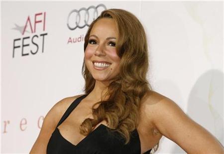 Mariah Carey announces