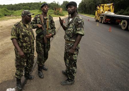Angolan police arrest priest in Cabinda