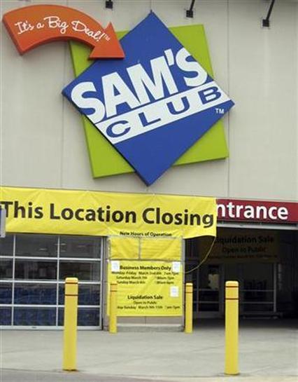 Sam's Club cuts 11,200 jobs, 10 percent of workforce | Reuters