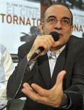 <p>Giuseppe Tornatore in un'immagine d'archivio. REUTERS/Stringer/STR New</p>