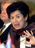 <p>Rosa Russo Jervolino in foto d'archivio. REUTERS/Sergei Karpukhin</p>