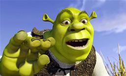 """<p>""""Shrek"""" em 3D vai abrir Festival de Tribeca (foto de arquivo)</p>"""
