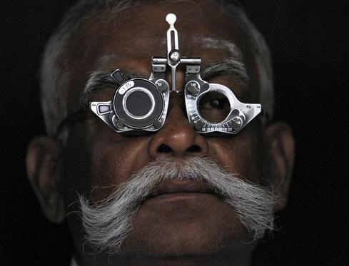 Eye surgery for the poor