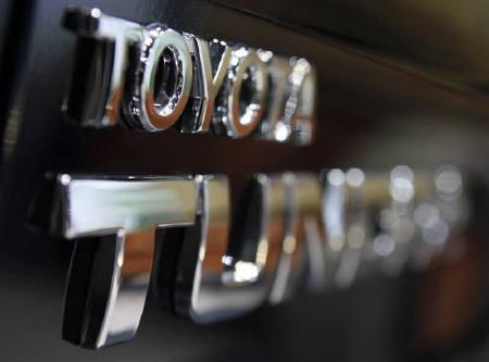 3月9日、トヨタが「タンドラ」のリコール対象地域を全米に拡大。写真はシカゴ自動車ショーに展示されたタンドラ。2月撮影(2010年 ロイター/John Gress)