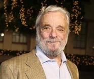 "<p>Stephen Sondheim poses as he arrives at a special screening of the DreamWorks Pictures film ""Sweeney Todd The Demon Barber of Fleet Street"" at Paramount Studios in Hollywood, California December 5, 2007. REUTERS/Fred Prouser</p>"