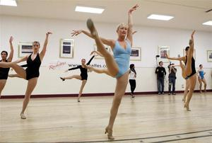 Rockette auditions