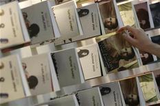 <p>Salone del Libro di Torino 2009, foto d'archivio. REUTERS/Alessandro Garofalo</p>