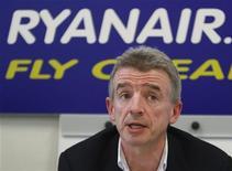 <p>Michael O'Leary, amministratore delegato di Ryanair. REUTERS/Francois Lenoir</p>