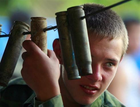 Youth military training