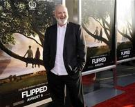 "<p>Director Rob Reiner attends the premiere of his film ""Flipped"" in Los Angeles July 26, 2010. REUTERS/Phil McCarten</p>"