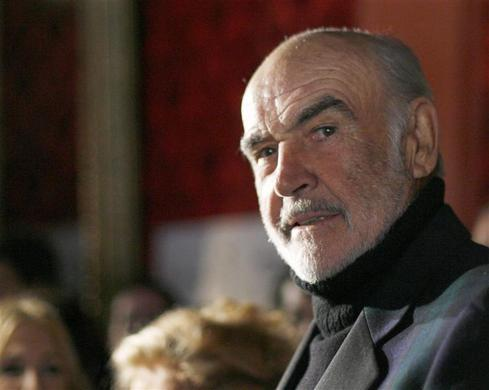 Sean Connery turns 80