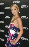 <p>Paris Hilton chegando ao evento Activision E3 em Los Angeles, em junho deste ano. A socialite foi presa na noite de sexta-feira por posse de cocaína em Las Vegas. REUTERS/Jason Redmond</p>