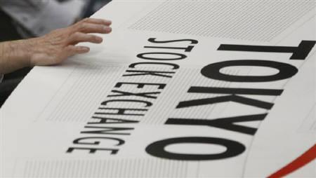 9月2日、東京株式市場でホンダ株が終値で初めてトヨタを逆転。写真は2008年11月、東京証券取引所で(2010年 ロイター/Kim Kyung-Hoon)