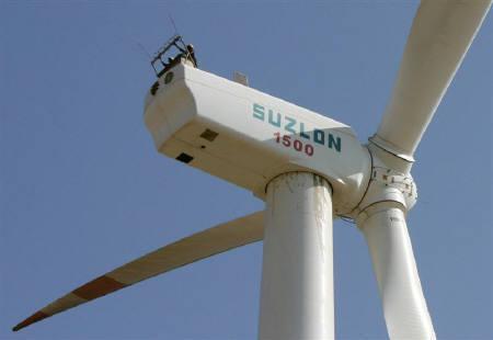 INTERVIEW - Suzlon upbeat on China wind turbine sales - Reuters